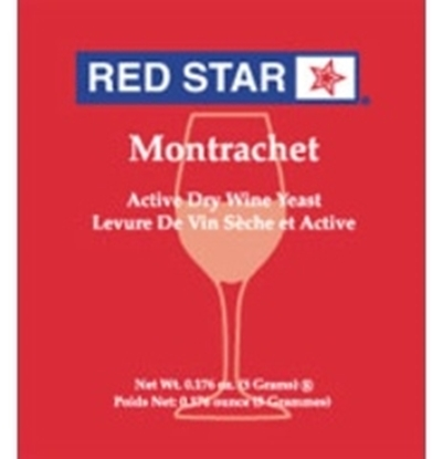 Picture of Red Star - Montrachet (5gm)