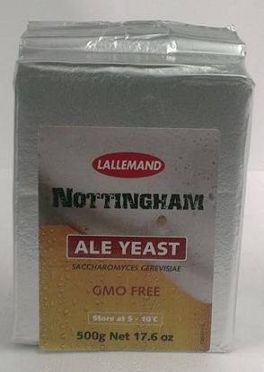 Picture of Danstar - Lallemand -Nottingham British Ale Yeast-500gm
