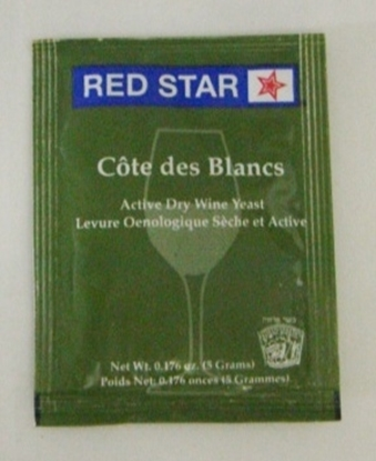 Picture of Red Star - Cotes De Blanc (5gm)