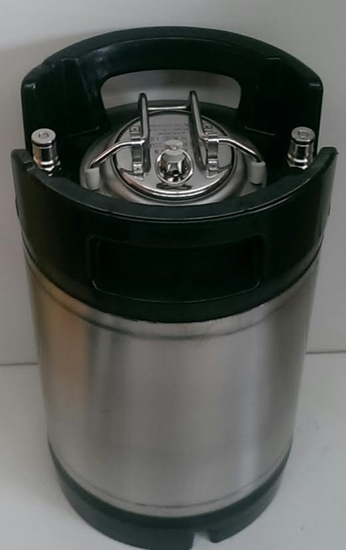 Picture of Keg 9.5 Litre New Rubber Top