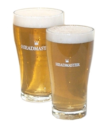 Picture of Glass Headmaster/Headstart Conical 285ml