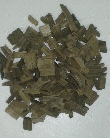 Picture of Oak Chips - American Untoasted 100g (UNTOASTED AMERICAN)