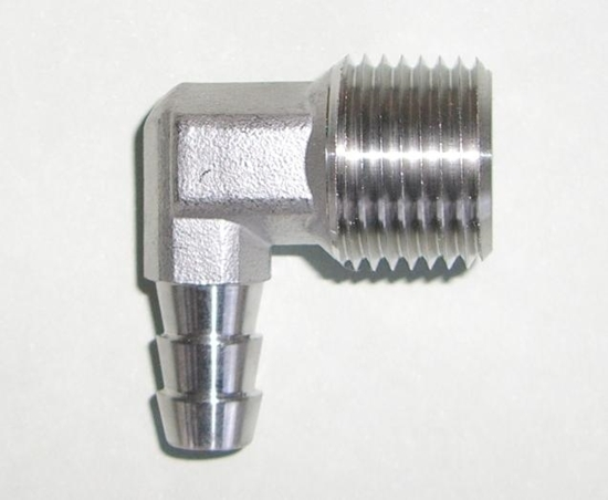 "Picture of Barb Elbow (1/2"" MPT x 3/8"")"