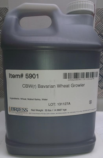 Picture of Briess Bavarian Wheat Liquid Malt Extract 14.5kg