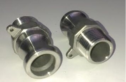 "Picture of Camlock Plug 1/2"" Bsp Male"