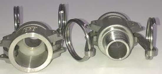 "Picture of Camlock Socket 1/2"" Bsp Male"