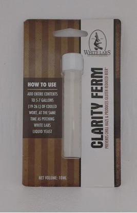 Picture of Clarity Ferm - White Labs 10 ml vial