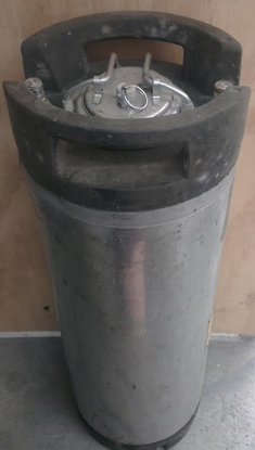 Picture of Keg  - 19L Cornelius Ball Lock (Used and Not Reconditioned)