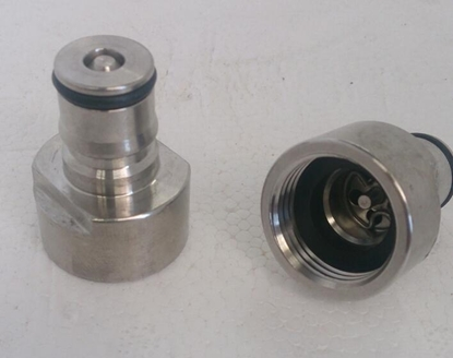 Picture of Keg Coupler Adaptor - Liquid