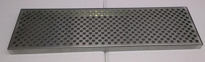 Picture of Drip Tray Bar SS 60 x17 CM