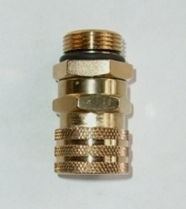 Picture of Adaptor Fatlock (Gold)
