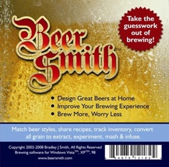 Picture of BeerSmith II - Registration Key