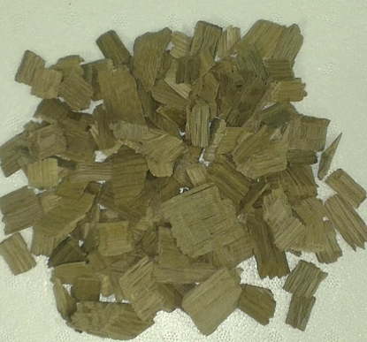 Picture of Oak Chips - French Untoasted 100g (UNTOASTED FRENCH)