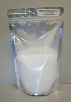 Picture of Brewing Salts - Magnesium Sulphate (450gms)