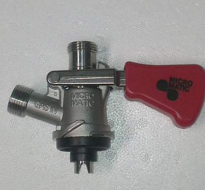 Picture of Coupler - Micromatic S Type