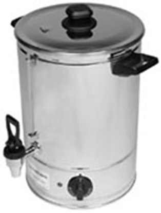 Picture of Crown Hot Water Urn 40L (Concealed Element)