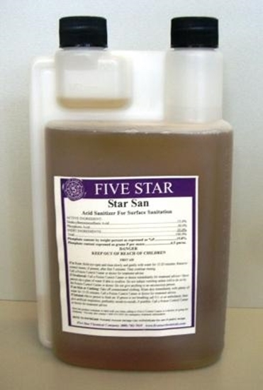 Picture of Starsan Sanitiser (Approx 1 Litre)