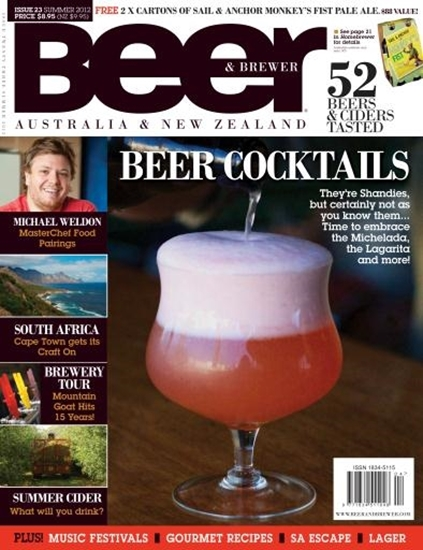 Picture of Beer&Brewer-Issue 23-Summer 2012