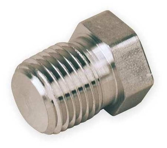 "Picture of Plug - Stainless 1/2"" Hex Head"