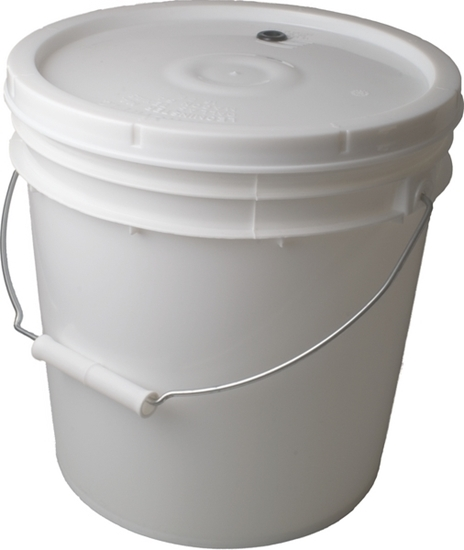 Picture of 25 lt Pail and Lid Fermenter