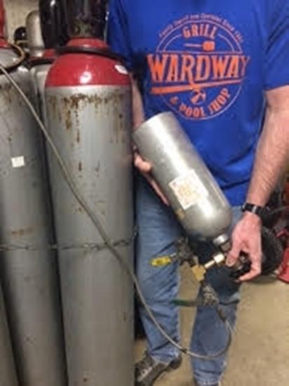 Picture of CO2 Refill / Swap - 1.1kg (My Keg on Legs Brand)
