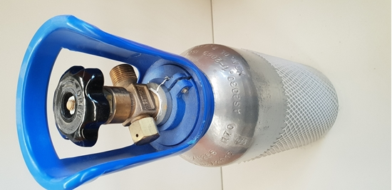 Picture of Co2 Westway 2.6 kg Co2 Cylinder (Steel)