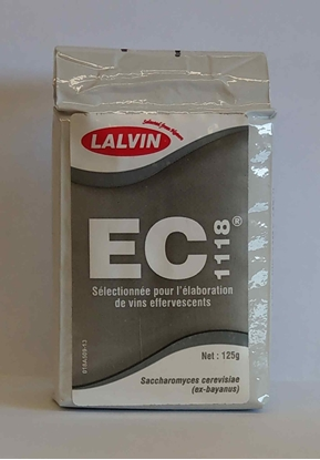 Picture of Lalvin EC1118 Yeast 125g (Champagne Yeast)