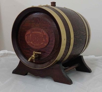 Picture of Port Barrel  4.5L (Walnut Finish)