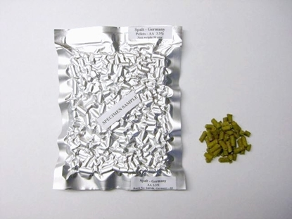 Picture of Barbe Rouge hops - Pellets 90gm