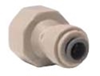 "Picture of Female Adaptor - Thread 5/8"" BSP x OD 5/16"" (8mm)"