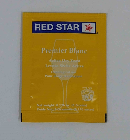 Picture of Red Star - Premier Blanc Yeast 5G (Formerly Champagne)
