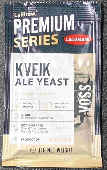Picture of Lallemand - Lalbrew - Voss Kveik Yeast 11g