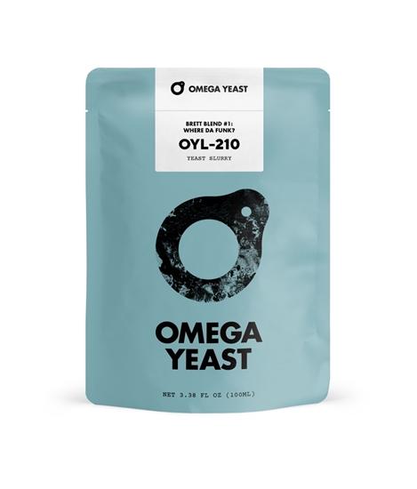Picture of Omega Yeast BRETT BLEND #1 WHERE DA FUNK? OYL210